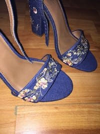 Embroidered Heels Coquitlam, V3J 3P6