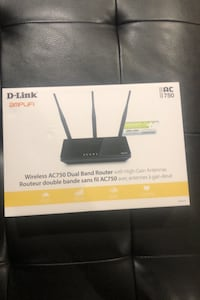 D-Link Wireless AC750 Dual Brand Router