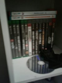 Games 10$ each $130 for all   Baytown, 77520