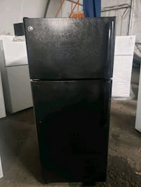 BLACK GE FRIDGE Littleton, 80127