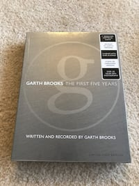 Garth Brooks' First Five Years Collections Laguna Niguel, 92677