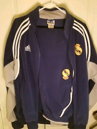 REAL MADRID VALOUR TRACK SUIT