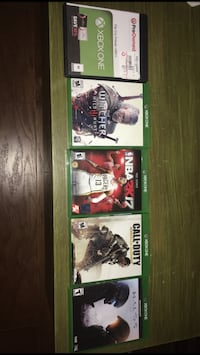 Xbox one games Thorsby, 35171