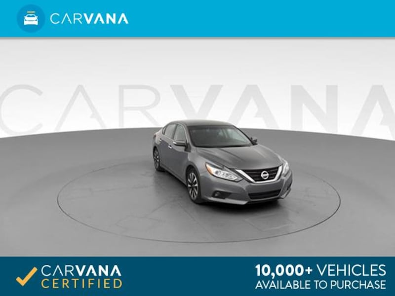2018 *Nissan* *Altima* 2.5 SL Sedan 4D sedan Gray 0