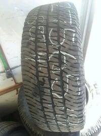 275/65 18 set of 4 michelin tires
