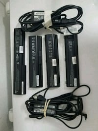 HP laptop batteries and chargers Chesapeake, 23323