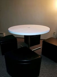 Multi functional coffee/dining table with storage  Edmonton, T6C 0Z5