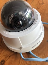 D-Link  DCS-6113 Full HD Day & Night Fixed Dome IP camera Oakville
