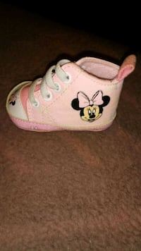 Zapatos Minnie Mouse 6117 km