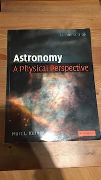 Astronomi, a physical perspective