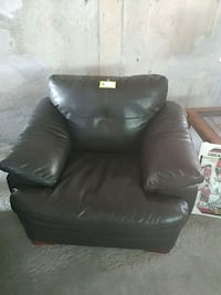 Leather Chair Lyons, 60534