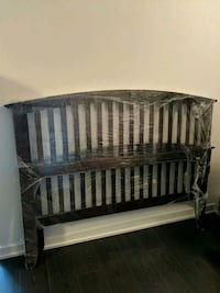 Queen size headboard and footboard Toronto, M2K 1A3