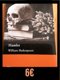 HAMLET William Shakespeare  L'Hospitalet de Llobregat, 08905