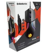 SteelSeries Rival 600 Gaming Mouse, 12,000 CPI TrueMove3+ Dual Optical Sensor, 0.05 Lift-off Distance, Weight System Coquitlam