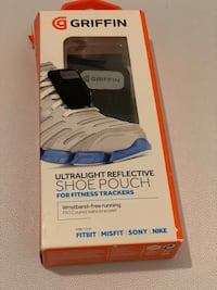Griffin Ultra Light Reflective Shoe Pouch