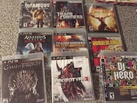 Ps3 games available  Liverpool, 13088