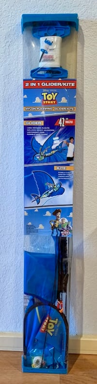 Disney's Toy Story 2 in 1 Glider/Kite