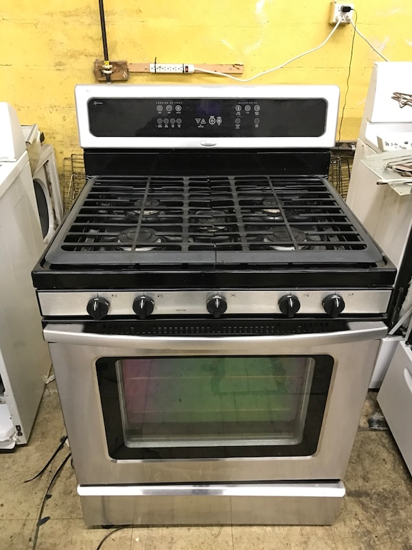 Burners Convection Oven Stainless Steel