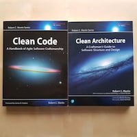 Clean code & Clean architecture by Robert C Martin Vancouver, V6H 1S2