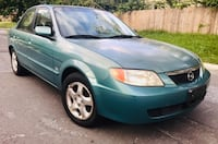 Car drives Good 2001 Mazda - Protege Takoma Park