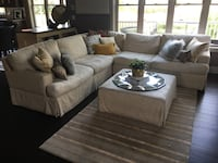 Sofa - sectional and ottoman Rogers, 72758