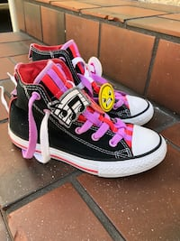 Kids Converse girl size 13 Los Angeles, 90023