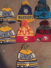 New NBA AND NFL winter Hats London, N5X 0G1