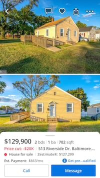 Home on large corner lot with waterview  Essex