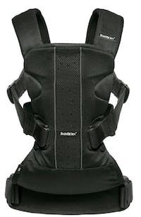 BabyBjorn Baby Carrier One Air-Black, Mesh   Mississauga, L5M