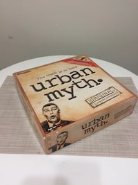 Board game - Myth Busters Mississauga, L5N