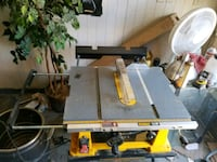 Dewalt  table saw $350obo Baton Rouge, 70809
