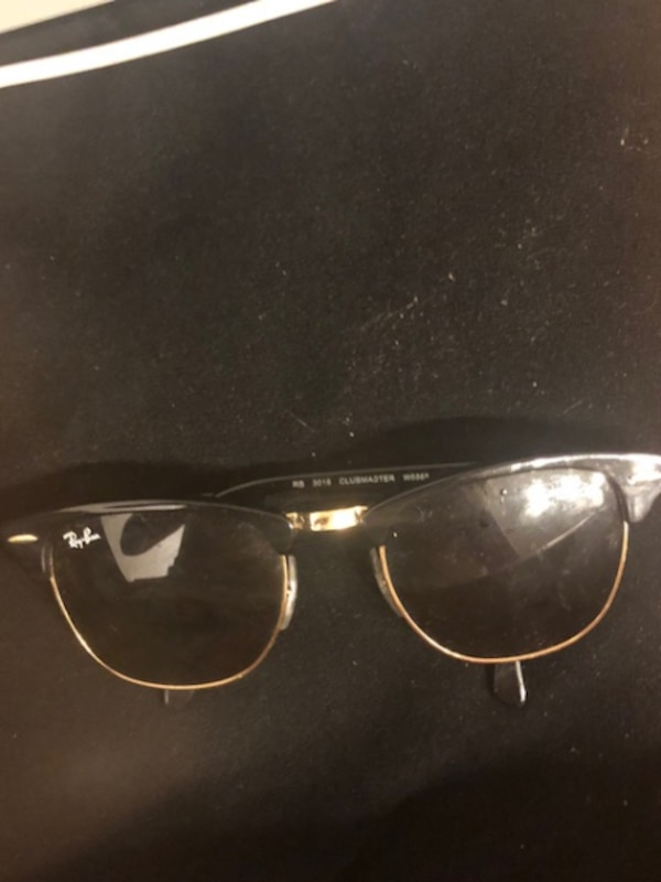 59989853d2fb Used Ray Ban Clubmaster Sunglasses for sale in New York - letgo