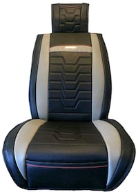 Black and Grey seat covers  Toronto, M4A 2M1