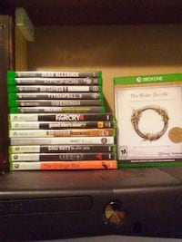 Xbox 360 game console. And Xbox 360/One games Avondale, 70094