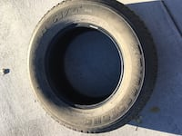 Bridgestone Dueler H/T 265/65/r17 Bridgestone Dueler H/T 265/65/r17 ~9/32 tread wear  1 tire (was a spare) Fort Collins