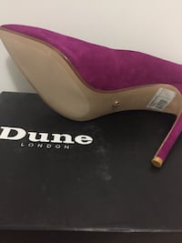 BRAND NEW Dune London 4 inch Pink Stilettos SIZE:9/39 TORONTO