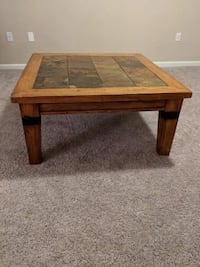 Coffe table with 2 end tables Alexandria, 71303
