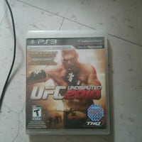 PS3 game UFC 10 Winnipeg, R3B 2S6