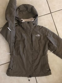XS olive army green bother jacket Benicia, 94510