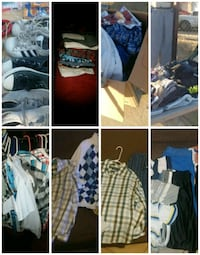 baby's assorted clothes Moreno Valley, 92553