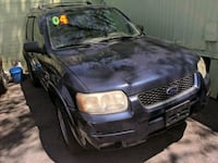 Ford - Escape - 2004 Capitol Heights