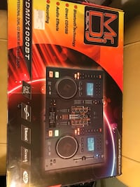 DJ Controller Cdmix1000bt Virginia Beach, 23454