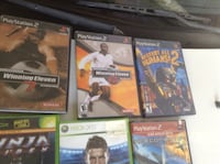 four assorted Sony PS3 game cases Vista, 92083