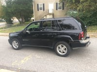 Chevrolet - Trailblazer - 2002 Washington