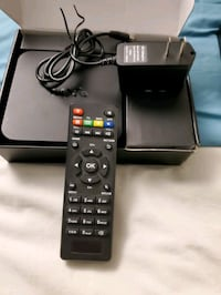 Selling Android TV box