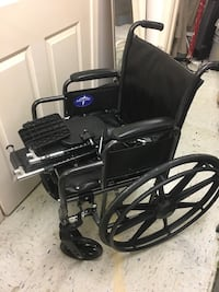 Folding wheelchair  Arlington, 22203