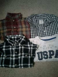 Boy long sleeves shirts size 3t  Silver Spring, 20904