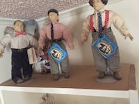 The Three Stooges collectibles  El Paso, 79924
