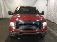 red Ford F-150 ASHBURN