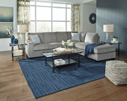 1 of our best sellers. two colors and as a sofa/love seat combination